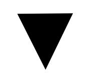 Triangulo negro